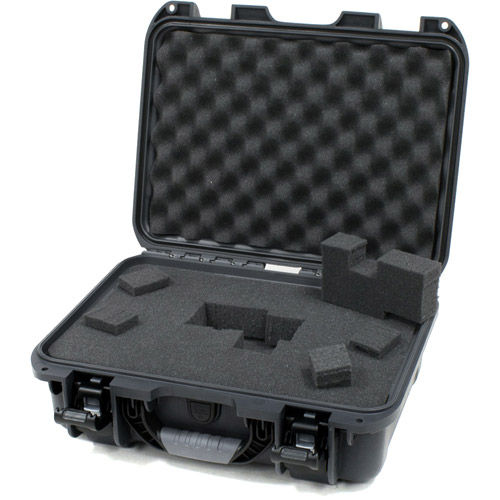 920 Case w/ Foam - Black