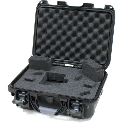915 Case w/ foam - Black