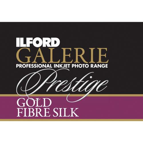 "13""x19"" Prestige Galerie Gold Fiber Silk 50 sheets"