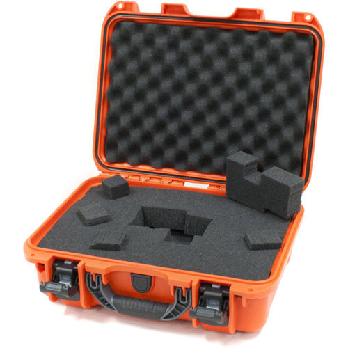 920 Case w/ foam - Orange