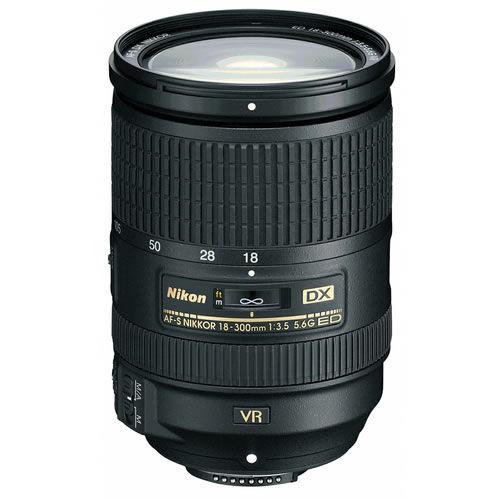 AF-s18-300/3.5-5.6 DXVRII lens