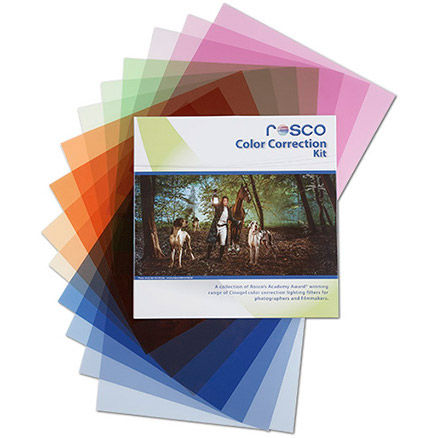 Colour Correction Kit  12x12""