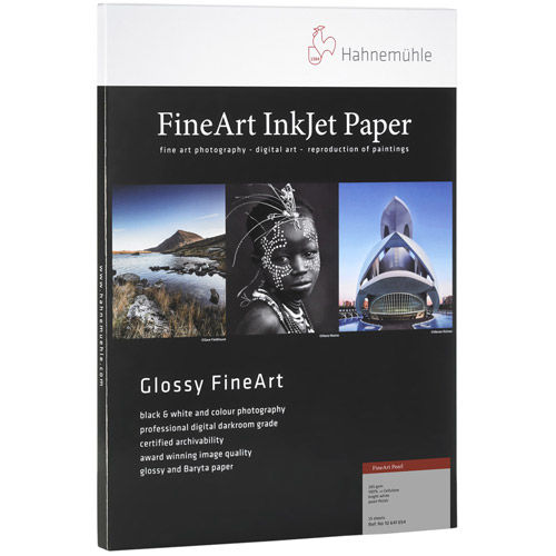 "8.5""x11"" Fine Art Pearl 285gsm 25 Sheets"