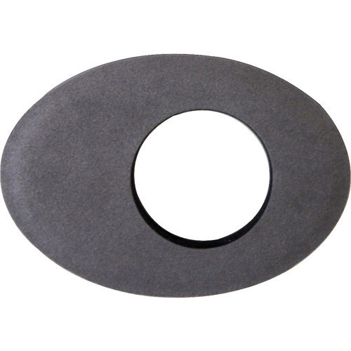Small Oval  Microfiber- Grey