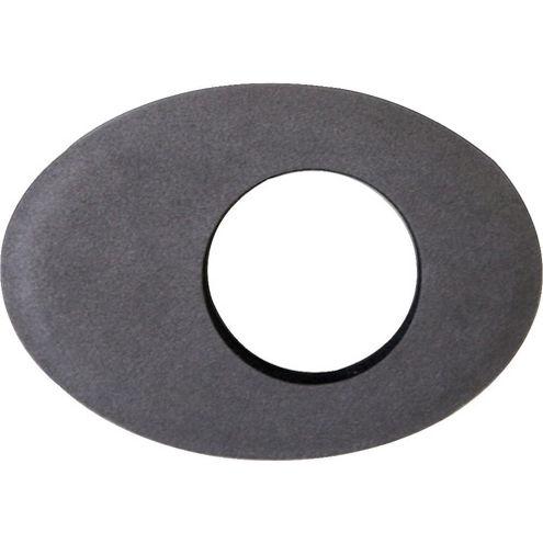 Small Oval  Microfiber- Grey