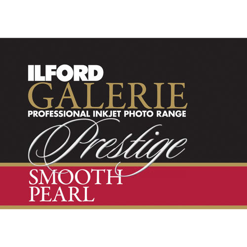 "4"" x 6"" Galerie Prestige Smooth Pearl 100 Sheets"