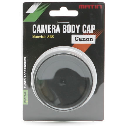 Body Cap for Canon AF