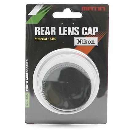 Rear Lens Cap for Nikon MF/AF