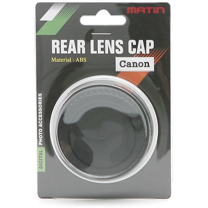 Rear Lens Cap for Canon AF