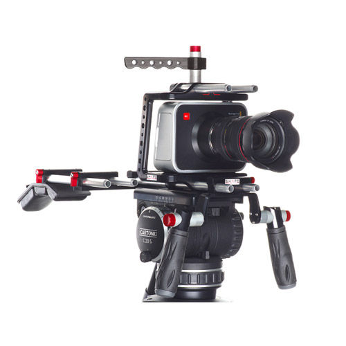 Offset Shoulder Mount For Black Magic Cinema Camera
