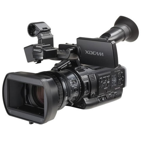 PMW-200 Full HD XDCAM 422 Camcorder - 50Mb/s Recording