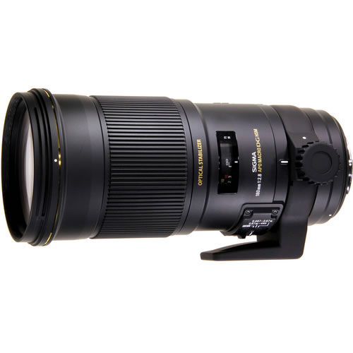 AF 180mm f/2.8 APO EX DG OS Macro Lens for Canon