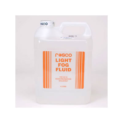 Light Fog Fluid 4 Litres
