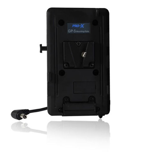 V-Mount Power Adapter For BlackMagic Cinema Camera