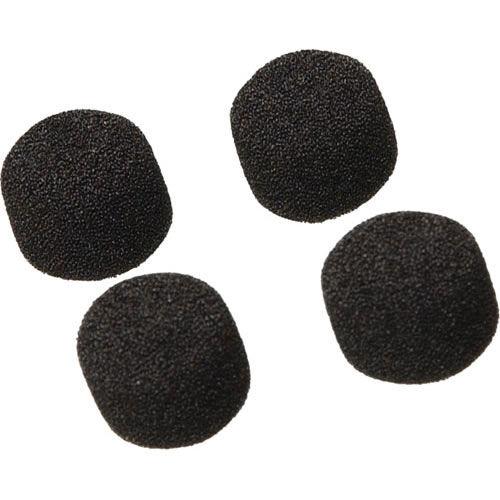 Package of 4 Small Foam Windscreens