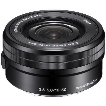 SEL 16-50mm f/3.5-5.6 OSS Power Zoom E-Mount Lens