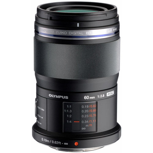Micro Four-Thirds Specialty Lenses