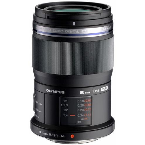 M.Zuiko ED 60mm f/2.8 Macro Lens