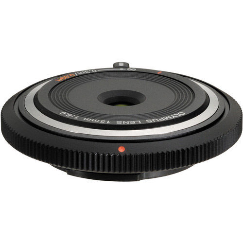 15mm f/8.0 Body Lens Cap