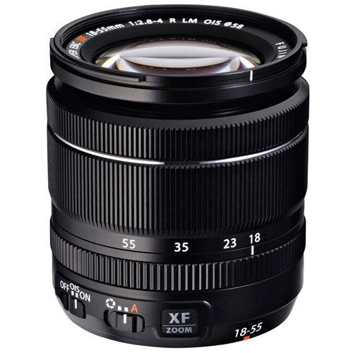 Fujinon XF 18-55mm f/2.8-4.0 Lens
