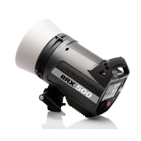 BRX 500 Multivoltage Self Contained Flash Head with Built-In Skyport Receiver