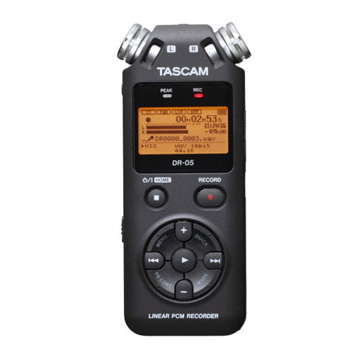 DR-05 Portable Recorder