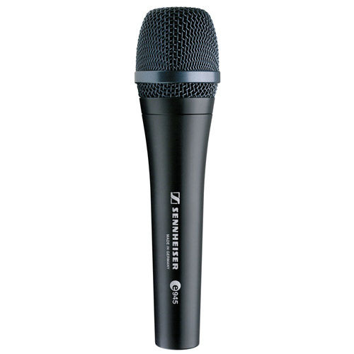 E945 Dynamic Super- Cardioid Vocal Microphone - Pro Series