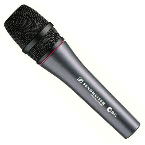 E865 Condenser Super Cardioid Microphone