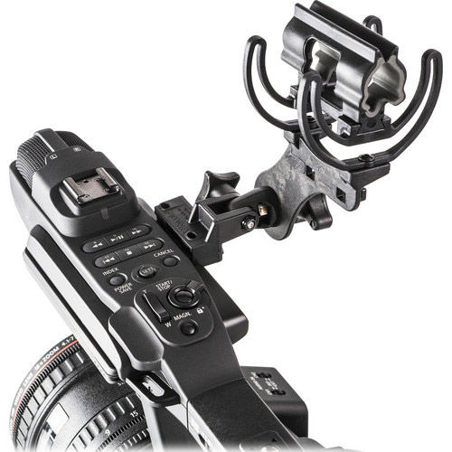 Softie Lyre Mount w/ MHR (Mic Holder Replacement)