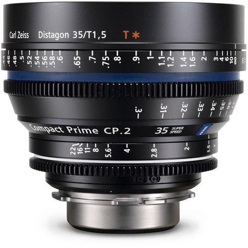 CP.2 T*35mm f/1.5 PL Super Speed Compact Prime CP.2 (meter)