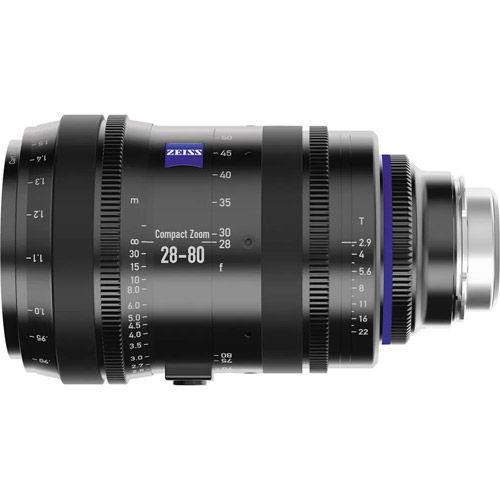 CZ.2 28-80mm T.29 F Mid Cine Zoom (meter)