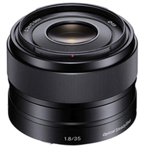 SEL 35mm f/1.8 E-Mount Lens
