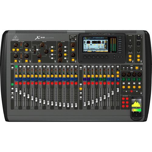X32 Digital Mixer
