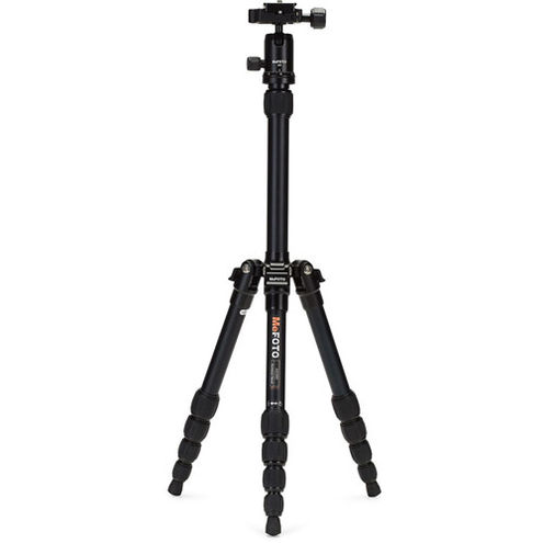 BackPacker Travel Tripod Kit Black