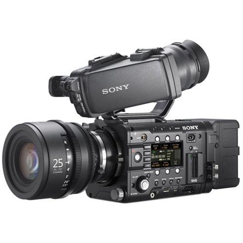 PMW-F55 CineAlta 4K