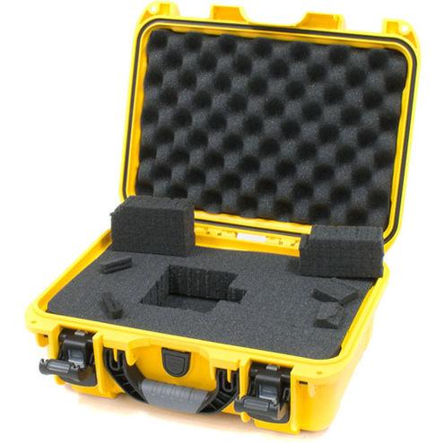 915 Case w/ foam - Yellow
