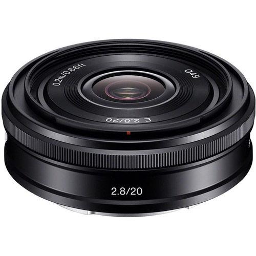 DSLR Non-Full Frame Fixed Focal Length Lenses