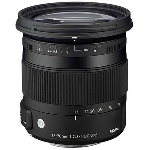 Contemporary 17-70mm f/2.8-4 DC Macro OS HSM Lens for Nikon