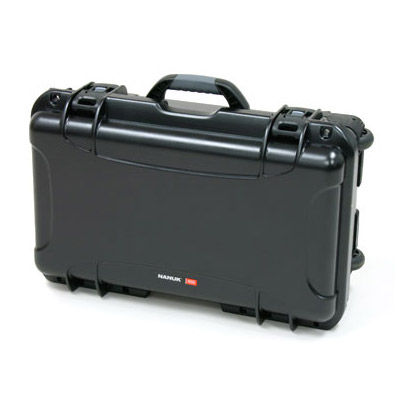 935 Case w/ Foam, Retractable Handle and Wheels - Graphite