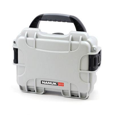 903 Case w/ Foam - Silver
