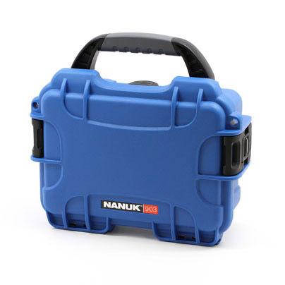 903 Case w/ Foam - Blue