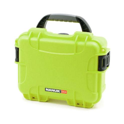 904 Case w/ Foam - Lime
