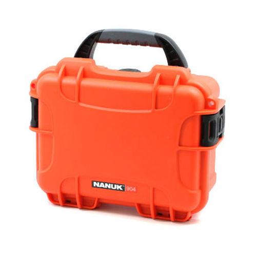 904 Case w/ Foam - Orange