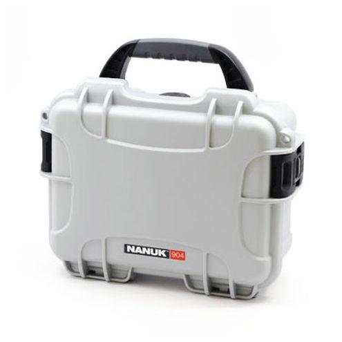 904 Case w/ Foam - Silver