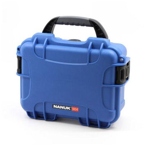 904 Case w/ Foam - Blue