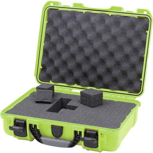 910 Case w/ foam - Lime