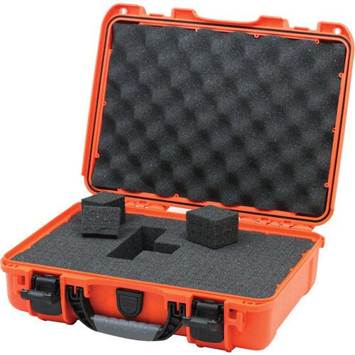 910 Case w/ foam - Orange