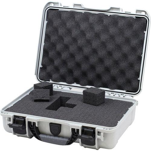 910 Case w/ foam - Silver