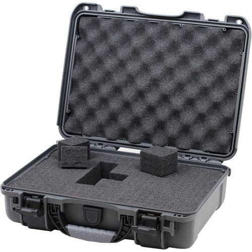 910 Case w/ foam - Graphite