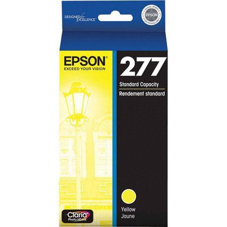 T277420 HD Yellow Ink Cartridge Photo XP-850/860/9 50